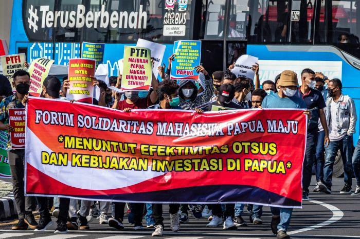 Capaian dalam Aturan Pelaksana UU Otsus Papua Harus Jelas