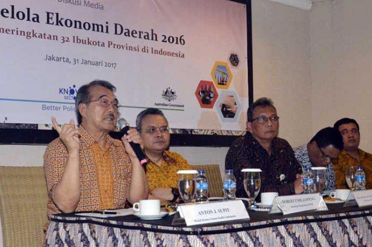 Tata Kelola Ekonomi Daerah 2016