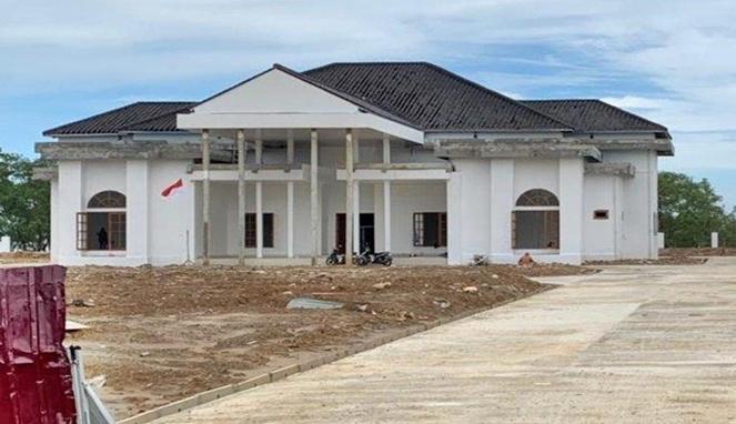 Ombudsman Sebut Rumah Dinas Bupati PPU Rp34 Miliar Ironi