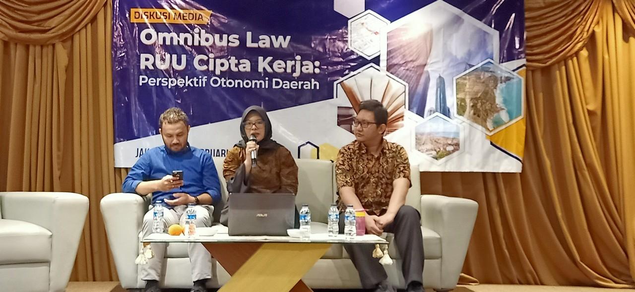 Omnibus Law Hapus Aturan IMB, Pemda Terancam Hilang Rp4 T per Tahun