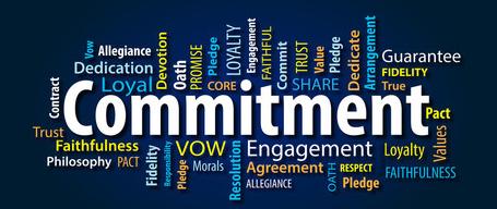 Tantangan Komitmen Melayani