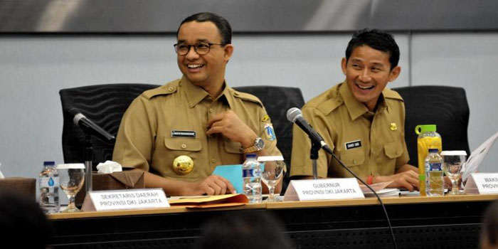 Anies Appoints More TGUPP Members to Transparency Program