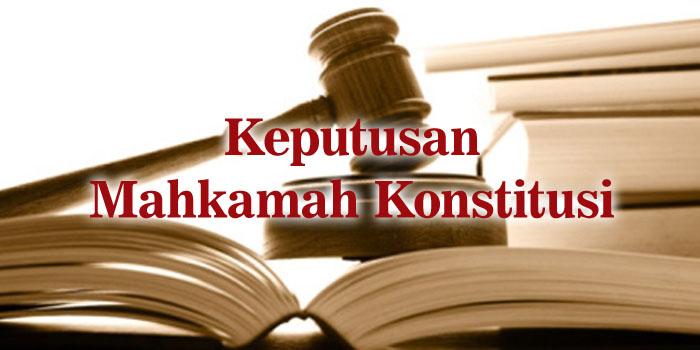 KPPOD: Keputusan MK Hambat Deregulasi