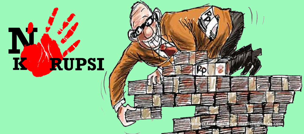 Korupsi Bajak Kesejahteraan Masyarakat