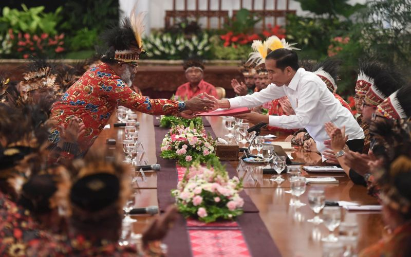 Papua Janji Dimekarkan