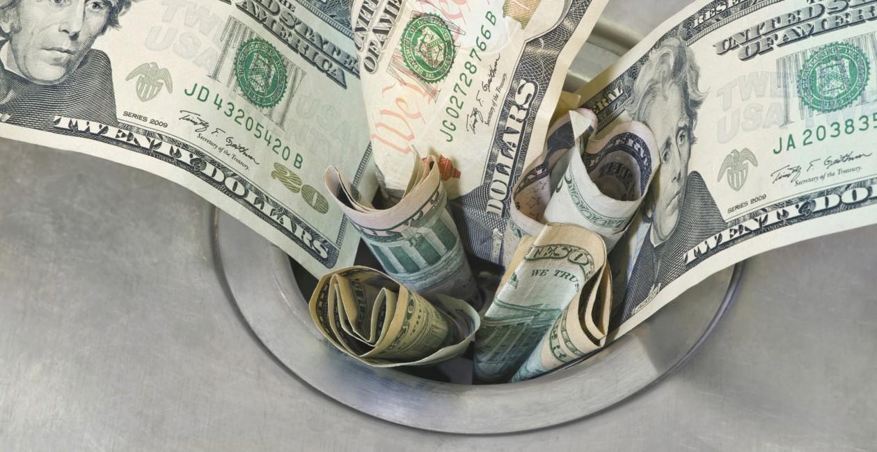 Regions Slammed for Wasteful Spending